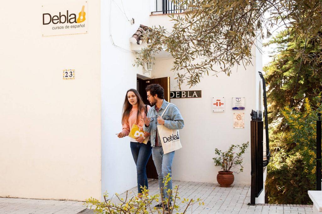 スペイン留学 Debla